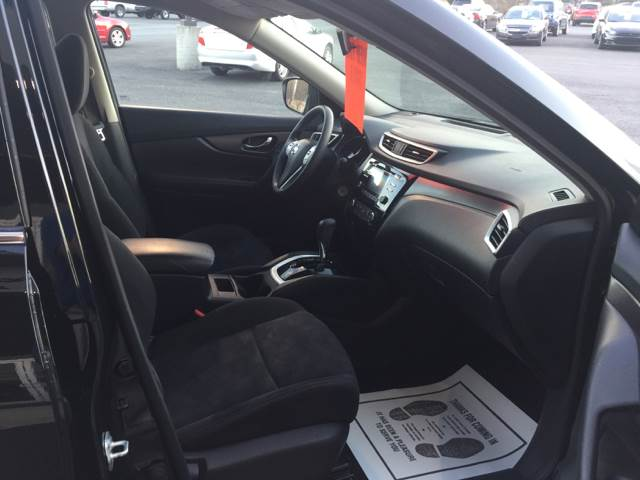 2015 Nissan Rogue AWD S 4dr Crossover - Brodheadsville PA