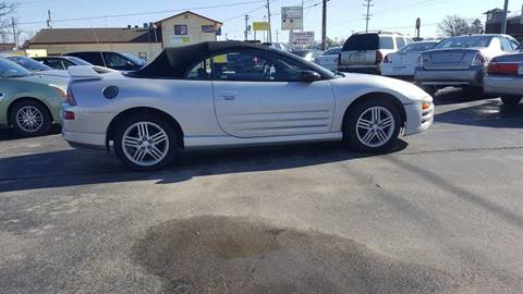 2003 Mitsubishi Eclipse Spyder for sale in Columbia, MO