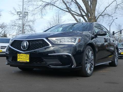 2018 Acura RLX for sale in Eugene, OR