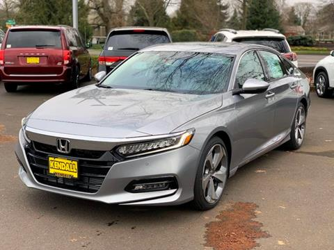 2018 Honda Accord for sale in Eugene, OR