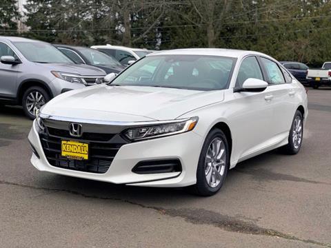 2019 Honda Accord for sale in Eugene, OR