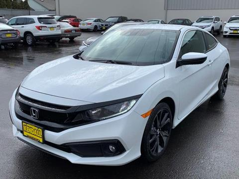 2019 Honda Civic for sale in Eugene, OR