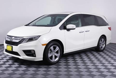 2018 Honda Odyssey for sale in Eugene, OR