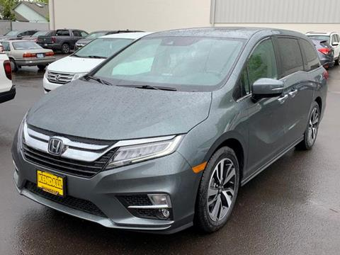 2019 Honda Odyssey for sale in Eugene, OR