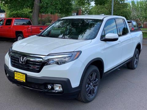 2019 Honda Ridgeline for sale in Eugene, OR