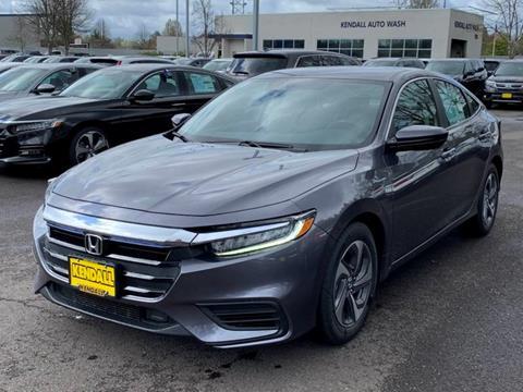 2019 Honda Insight for sale in Eugene, OR