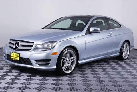 2013 Mercedes-Benz C-Class for sale in Eugene, OR