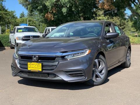 2020 Honda Insight for sale in Eugene, OR