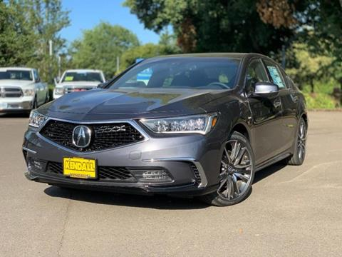 2020 Acura RLX for sale in Eugene, OR