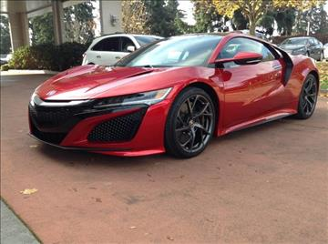 Acura nsx for sale