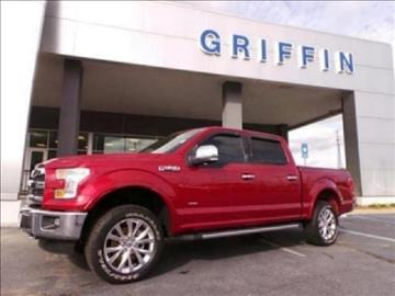 2015 Ford F-150 for sale in Tifton, GA