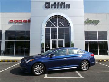 2016 Hyundai Sonata for sale in Tifton, GA