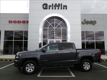 2016 Chevrolet Colorado for sale in Tifton, GA