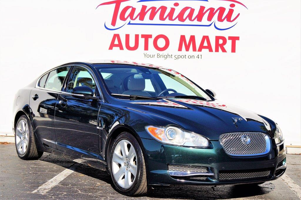2011 Jaguar XF for sale at TAMIAMI AUTO MART LLC in Fort Myers FL