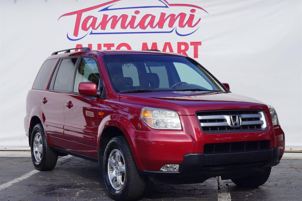 2006 Honda Pilot for sale at TAMIAMI AUTO MART LLC in Fort Myers FL