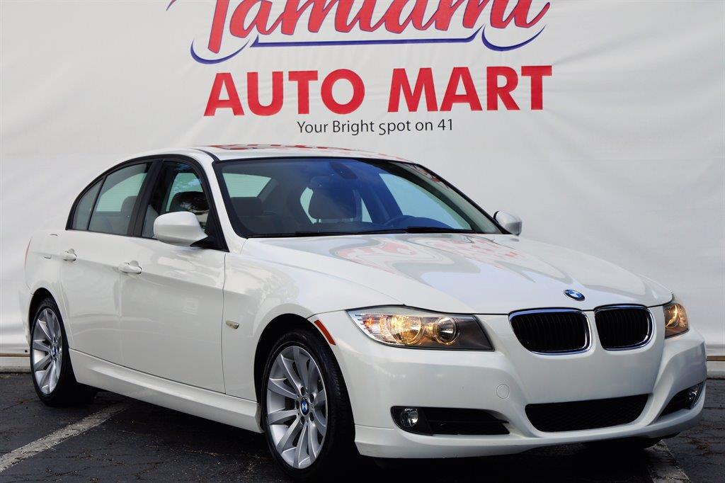 2011 BMW 3 Series for sale at TAMIAMI AUTO MART LLC in Fort Myers FL
