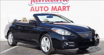 2007 Toyota Camry Solara for sale in Fort Myers, FL