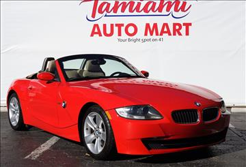 2006 BMW Z4 for sale in Fort Myers, FL