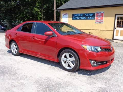 2014 Toyota Camry for sale in Sumter, SC