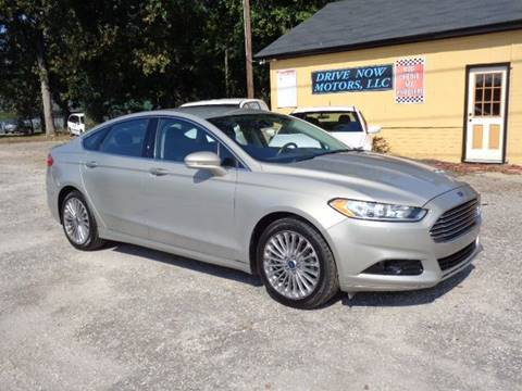 2015 Ford Fusion for sale in Sumter, SC