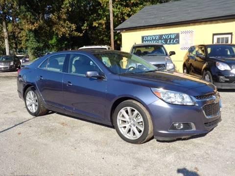 Windham Motors Florence >> Used 2014 Chevrolet Malibu For Sale in South Carolina - Carsforsale.com