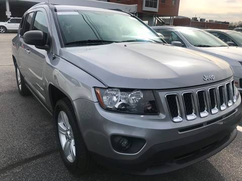 2016 Jeep Compass for sale in Sumter, SC