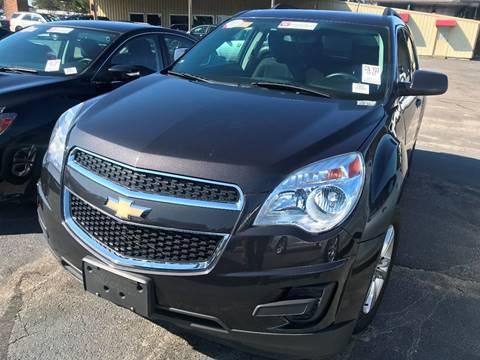 2015 Chevrolet Equinox for sale in Sumter, SC