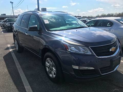 2014 Chevrolet Traverse for sale in Sumter, SC