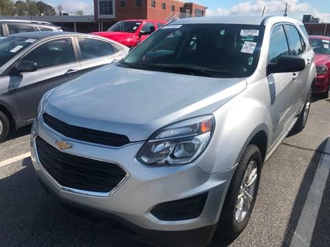 2017 Chevrolet Equinox for sale in Sumter, SC