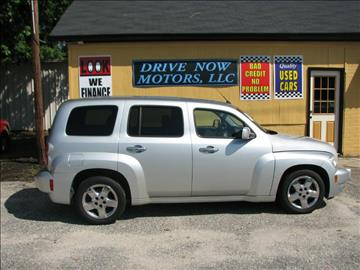 2011 Chevrolet HHR for sale at Drive Now Motors in Sumter SC