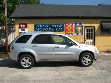 2005 Chevrolet Equinox for sale at Drive Now Motors in Sumter SC