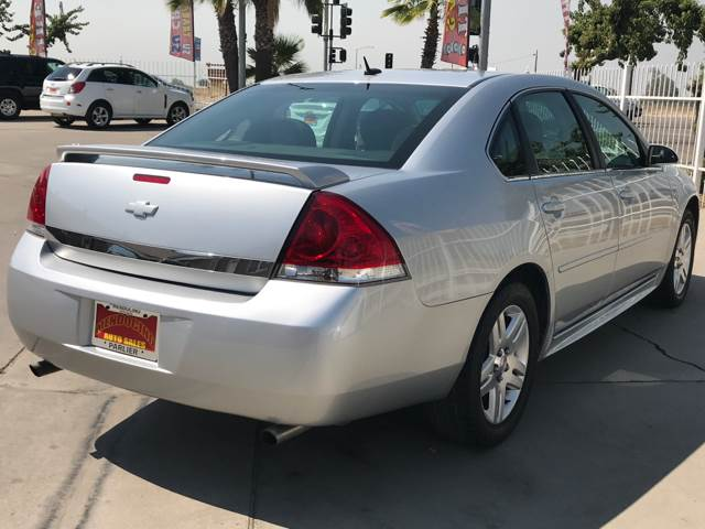 2016 Chevrolet Impala Limited LT Fleet 4dr Sedan - Parlier CA