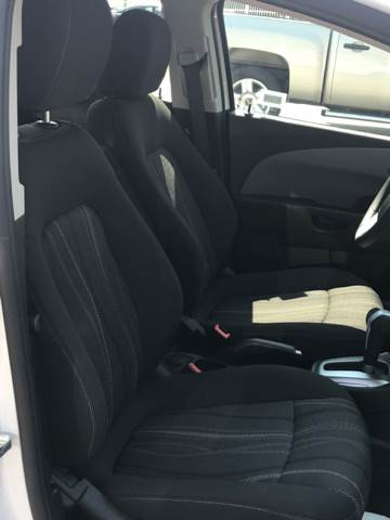 2017 Chevrolet Sonic LT Auto 4dr Sedan - Parlier CA