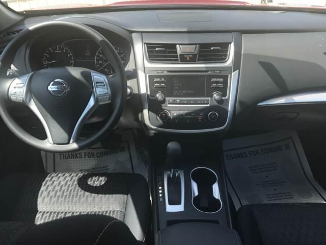 2016 Nissan Altima 2.5 SL 4dr Sedan - Parlier CA