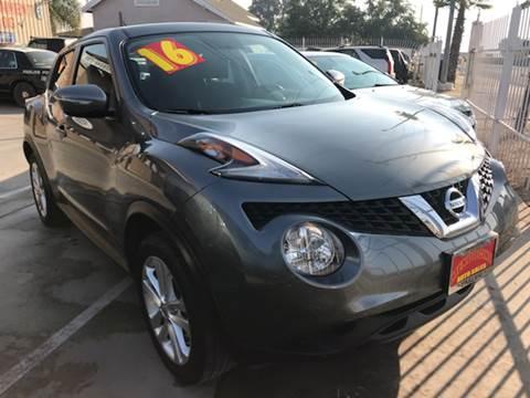 2016 Nissan JUKE for sale in Parlier, CA