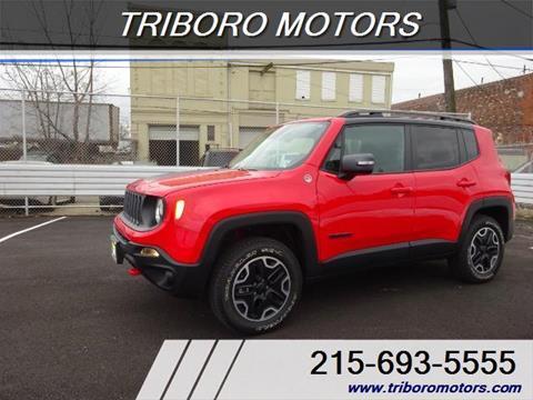2015 Jeep Renegade for sale in Philadelphia, PA