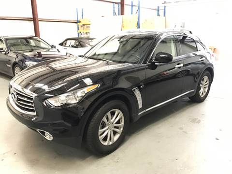 2016 Infiniti QX70 for sale in Atlanta, GA
