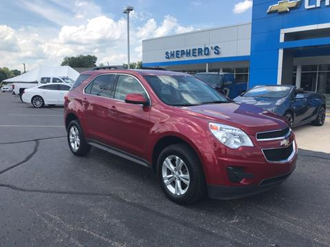 2015 Chevrolet Equinox for sale in Rochester, IN