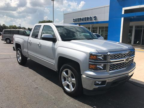 2015 Chevrolet Silverado 1500 for sale in Rochester, IN