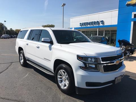 2017 Chevrolet Suburban for sale in Rochester, IN