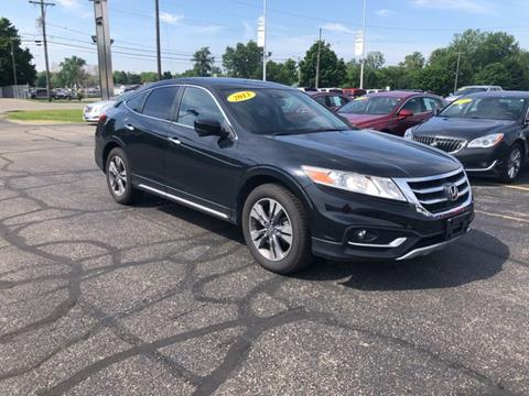 2013 Honda Crosstour for sale in Rochester, IN