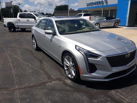 2019 Cadillac CT6 for sale in Rochester, IN