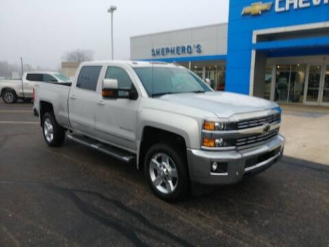 2015 Chevrolet Silverado 2500HD for sale at Shepherds Chevrolet Buick in Rochester IN