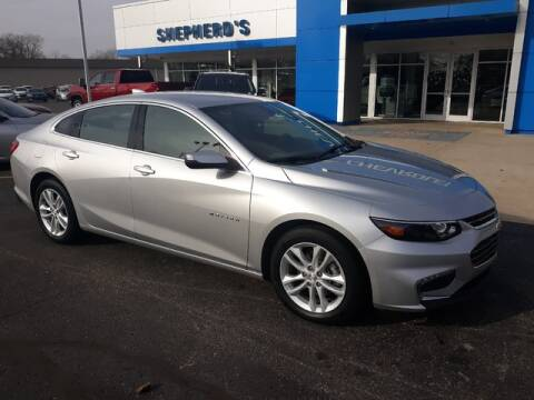 2016 Chevrolet Malibu LT for sale at Shepherds Chevrolet Buick in Rochester IN