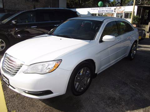 2012 Chrysler 200 for sale in Chicago, IL
