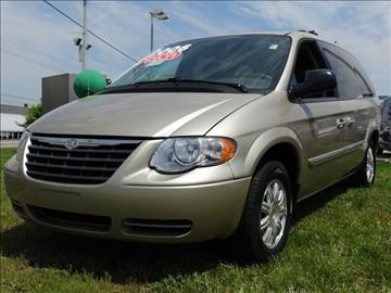 2007 Chrysler Town and Country for sale in Lafayette, IN