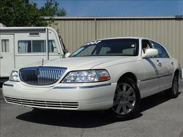 2007 Lincoln Town Car for sale in Lafayette, IN