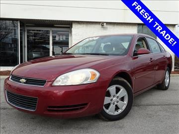 2006 Chevrolet Impala for sale in Lafayette, IN