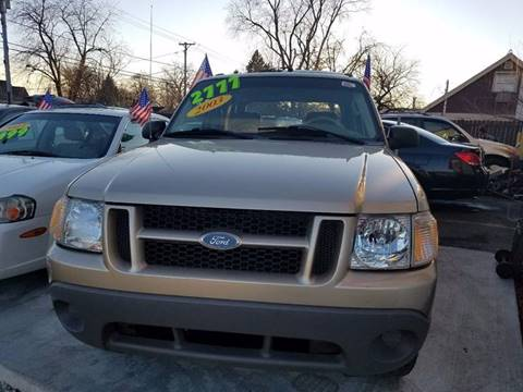 2003 Ford Explorer Sport for sale in Burbank, IL