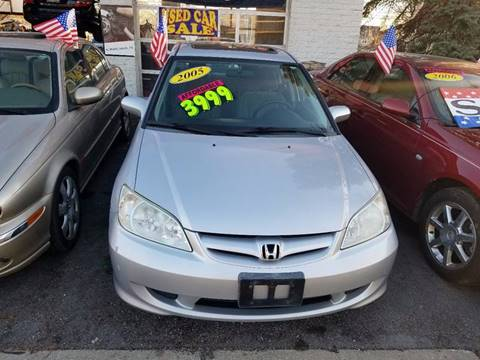 2005 Honda Civic for sale in Burbank, IL